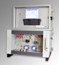 Analyzer for online sulfide determination